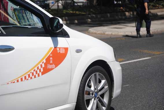 Murcia liberaliza el taxi los fines de semana