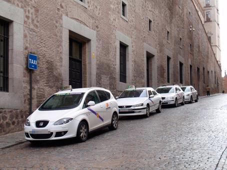 El taxi colabora de nuevo en la lucha contra la violencia de género