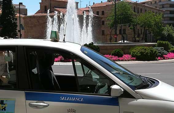Nace Aetax, la asociación de empresarios del taxi en Salamanca