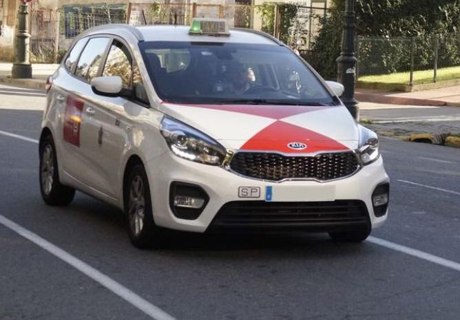 Llega a Vigo el taxi compartido