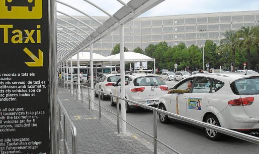 Liberalizado el taxi de Palma durante los meses de verano