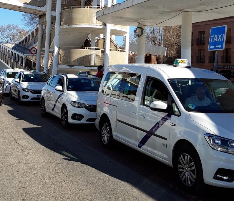 Alcalá de Henares triplica sus ayudas al taxi