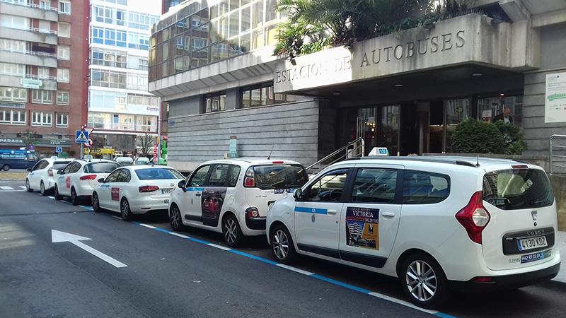 Comienza la tramitación de las ayudas para la renovación de taxis
