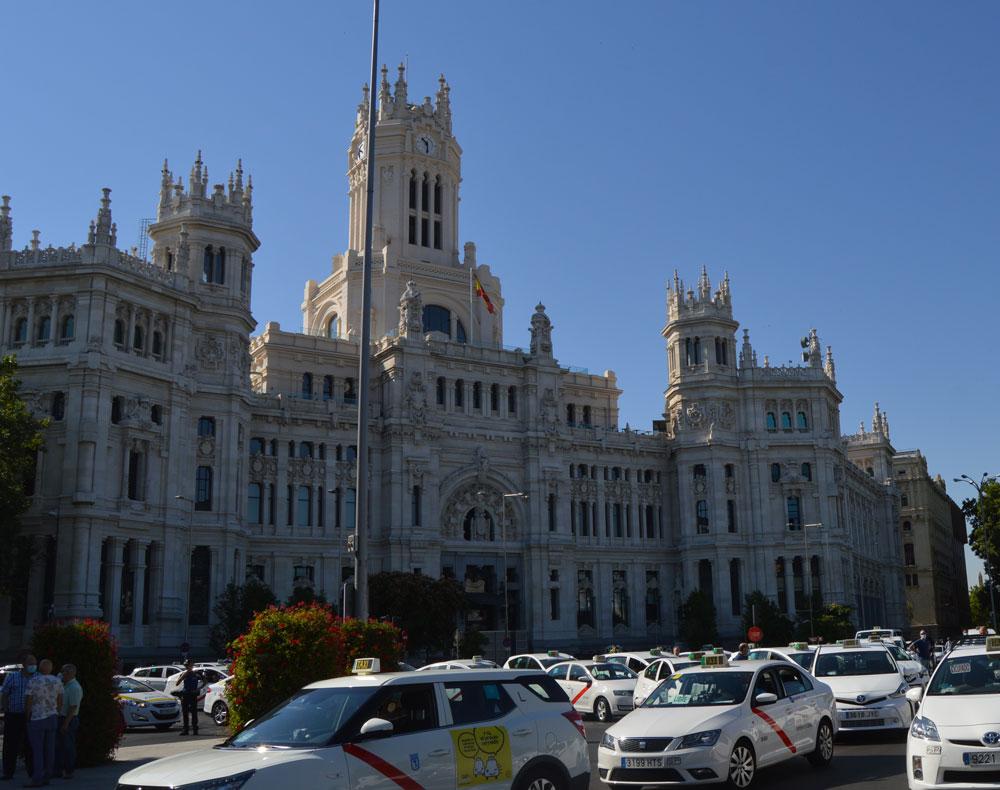 FPTM recurre la nueva Ordenanza del Taxi de Madrid