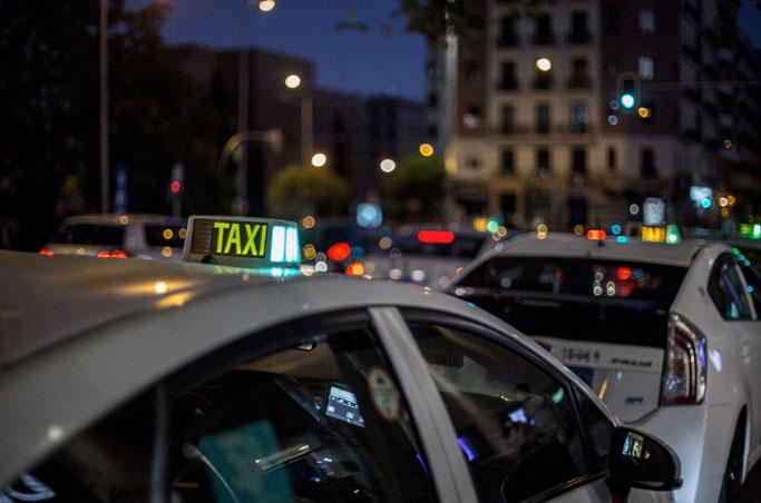 Crece el optimismo en el taxi con el fin de las restricciones