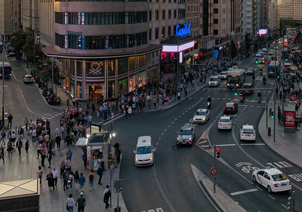 Madrid aprueba su nueva Ordenanza de Movilidad